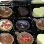 reloved chocolate making