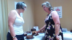 tina and sue newark bake off
