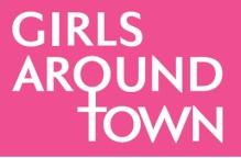 gat logo pink background