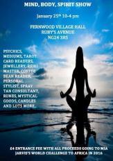 mind body spirit poster
