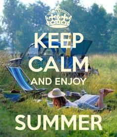 enjoy summer